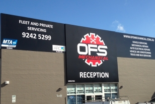 OFS Mechanical Signs
