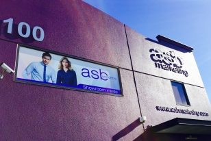 ASB Marketing Exterior Signage
