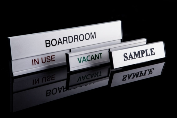 Image for Door & desk plaques