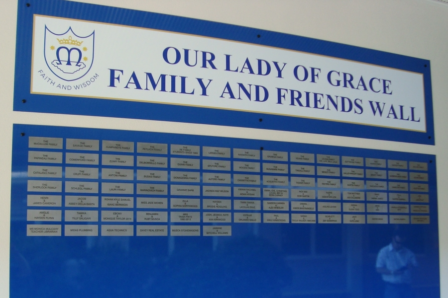 Image for Custom designed honour boards