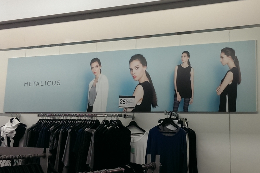 Image for Beautiful wall graphics for Myer