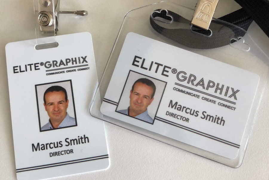 Image for Medical Security ID Name Badges