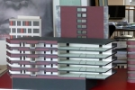 Architectural models can be developed in any colour, shape or size with our state of the art digital cutter. Image 6