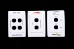 Elite Graphix can produce technical signage to any requirement, even logos on switches! Image 10