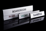 Professional door & desk plaques for your organisation. Image 9