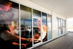 Full digital colour window graphics can be developed for your business. Image 1